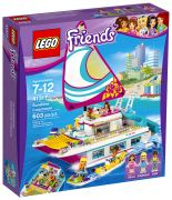 LEGO Friends 41317 Le catamaran