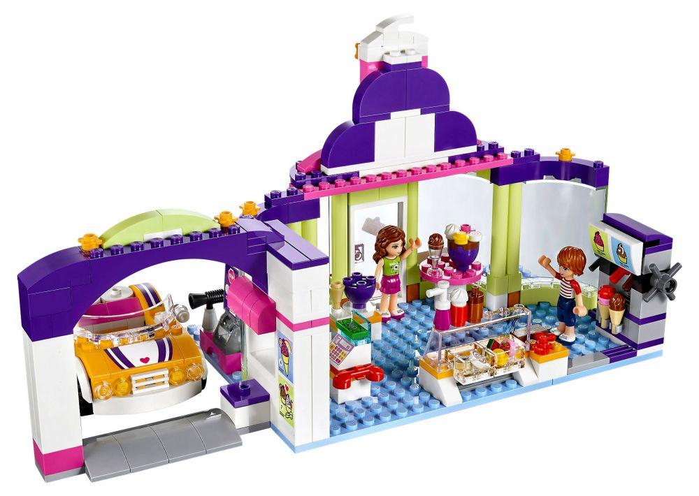 De Yaourt Le Magasin Glacé 41320 Lego Friends DI2EH9