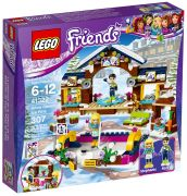 LEGO Friends 41322 La patinoire de la station de ski