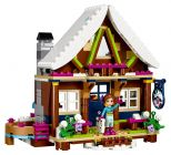 LEGO Friends 41323 Le chalet de la station de ski