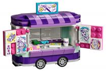 LEGO Friends 41332 Le stand d'art d'Emma