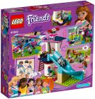 LEGO Friends 41343 La visite en avion d'Heartlake City