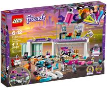 LEGO Friends 41351 - L'atelier de customisation de kart pas cher