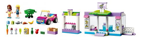LEGO Friends 41362 Le supermarché de Heartlake City