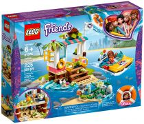LEGO Friends 41376 La mission de sauvetage des tortues