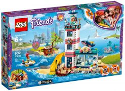 LEGO Friends 41380 Le centre de sauvetage du phare