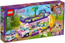 LEGO Friends 41395 Le bus de l'amitié