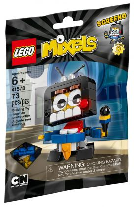 LEGO Mixels 41578 Screeno