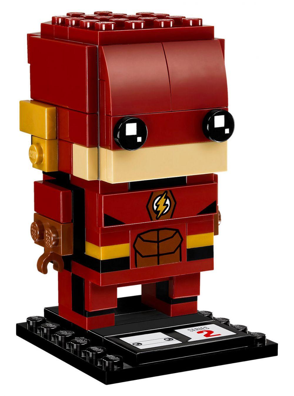 lego brickheadz 41598 pas cher flash. Black Bedroom Furniture Sets. Home Design Ideas