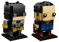 LEGO BrickHeadz 41610 Tactical Batman vs Superman (Justice League)