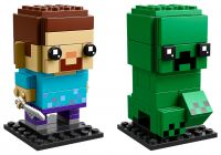 LEGO BrickHeadz 41612 Steve & Creeper (Minecraft)