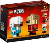 LEGO BrickHeadz 41613 M. Indestructible et Frozone (Les indestructibles 2)
