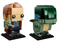 LEGO BrickHeadz 41614 Owen & Blue (Jurassic World)
