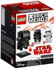 LEGO BrickHeadz 41619 Dark Vador (Star Wars)