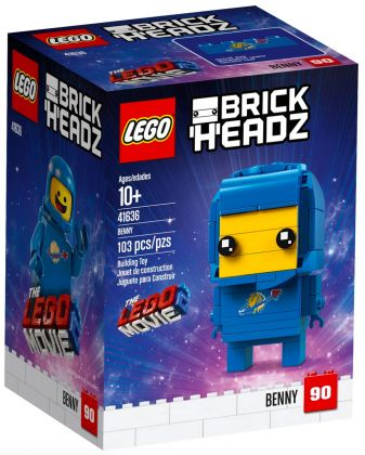LEGO BrickHeadz 41636 Benny - The LEGO Movie 2