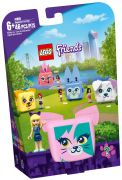 LEGO Friends 41665 Le cube chat de Stéphanie