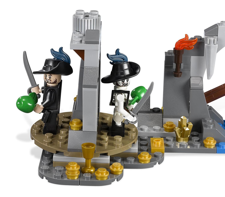 lego pirates des cara bes 4181 pas cher ile de la muerte. Black Bedroom Furniture Sets. Home Design Ideas