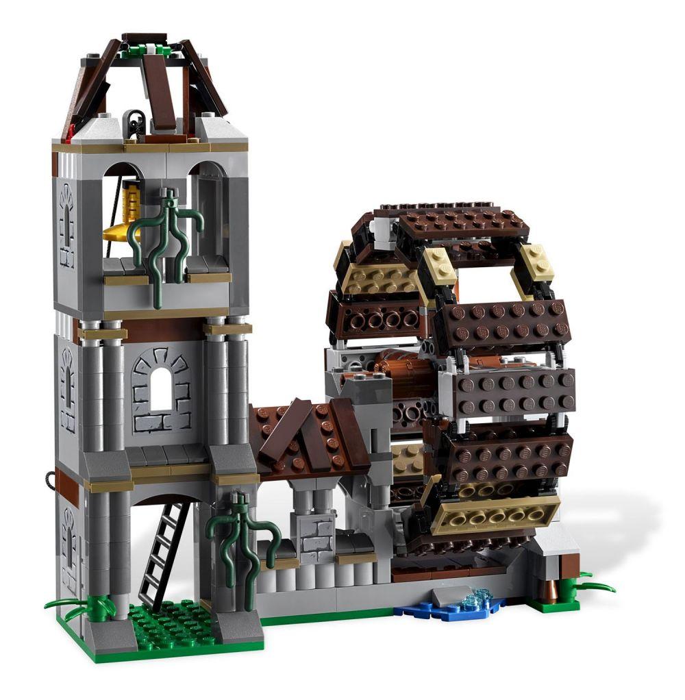 lego pirates des cara bes 4183 pas cher duel sur la roue. Black Bedroom Furniture Sets. Home Design Ideas