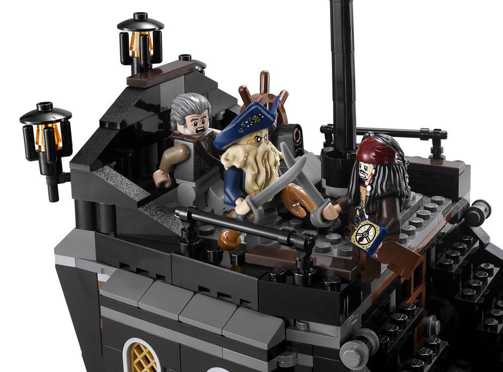 CherLe Des Lego Pirates Black Caraïbes Pas 4184 Pearl 35qcRL4AjS
