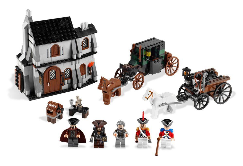 lego pirates des cara bes 4193 pas cher le rep re des. Black Bedroom Furniture Sets. Home Design Ideas
