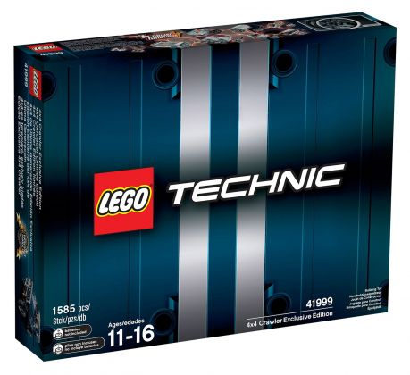 LEGO Technic 41999 4x4 Crawler Exclusive Edition