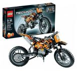 LEGO Technic 42007 La moto cross