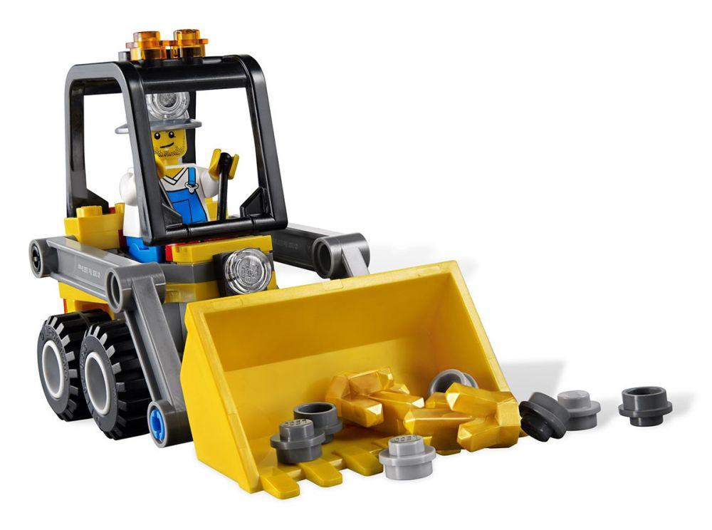 4201 Le camion benne LEGO : King Jouet, Lego, planchettes & autres LEGO  Jeux