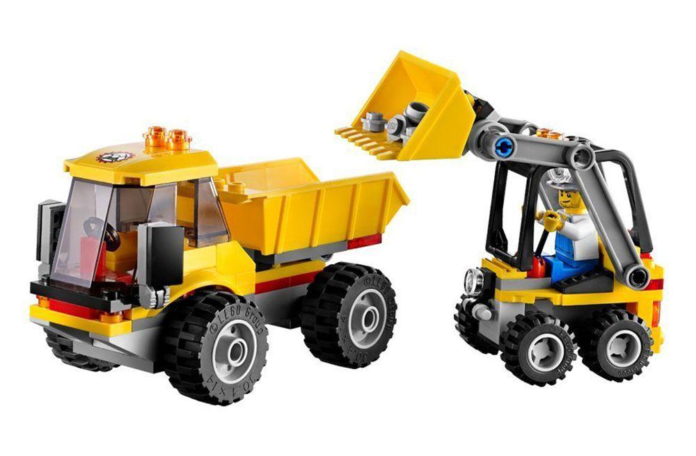 Avis Lego 4201  City : Le camion benne le moins cher