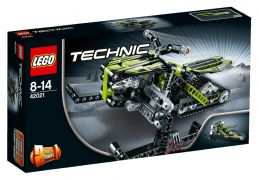 LEGO Technic 42021 La moto des neiges