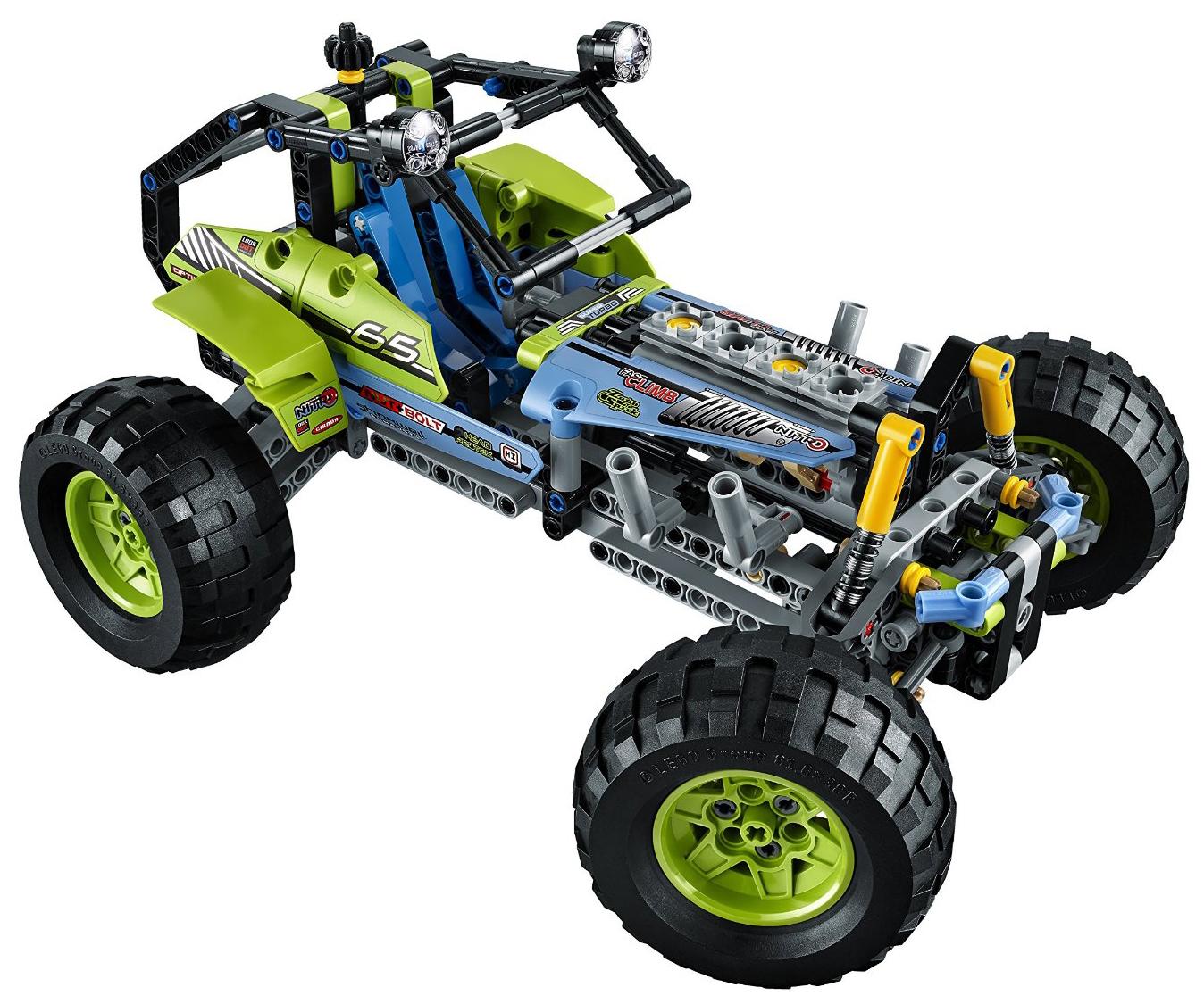 lego technic 42037 pas cher le buggy tout terrain. Black Bedroom Furniture Sets. Home Design Ideas