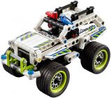 LEGO Technic 42047 La voiture d'intervention de police