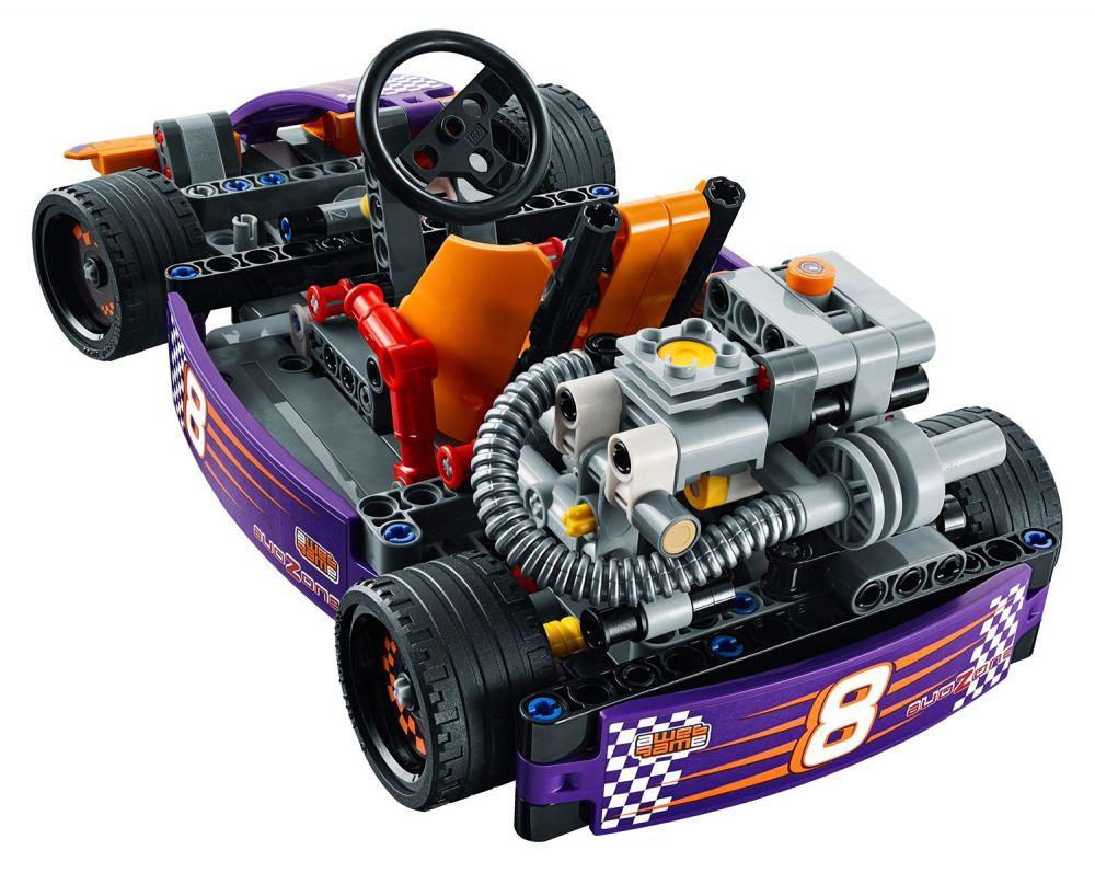 Lego Technic 42048 Pas Cher Le Karting