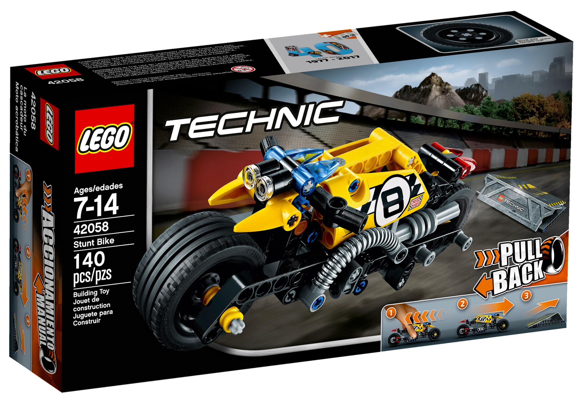 Lego Technic Technique 5 Pneumatic verbe kreuzloch-Prise #99021 marron foncé NEUF