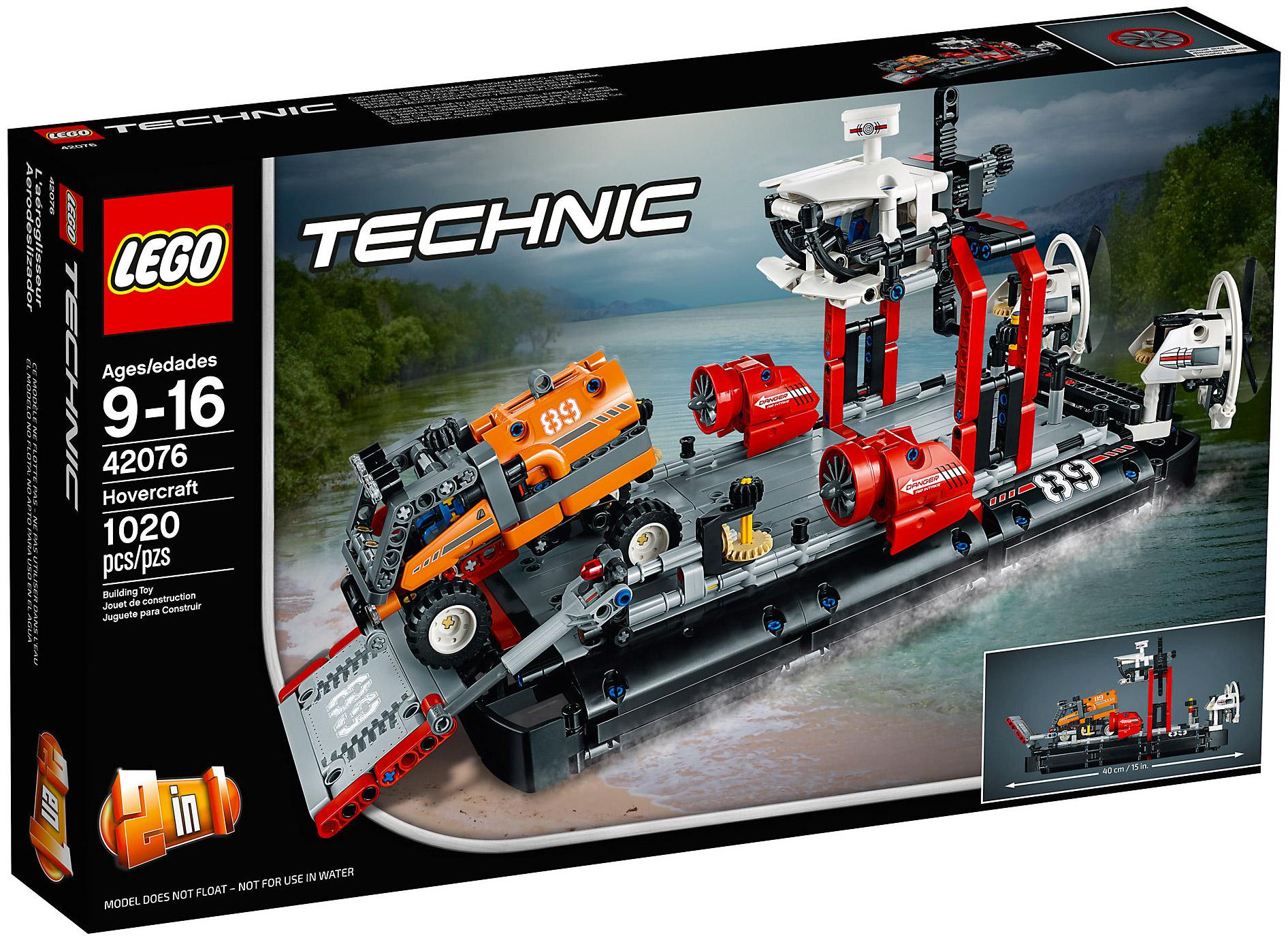 lego technic 42076 pas cher l 39 a roglisseur. Black Bedroom Furniture Sets. Home Design Ideas