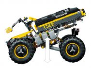 LEGO Technic 42081 Le tractopelle Volvo Concept ZEUX
