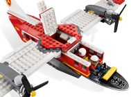 LEGO City 4209 L'avion des pompiers