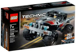 LEGO Technic 42090 - Le pick-up d'évasion pas cher