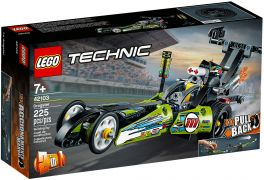 LEGO Technic 42103 Le dragster