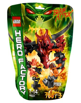 LEGO Hero Factory 44001 Pyrox