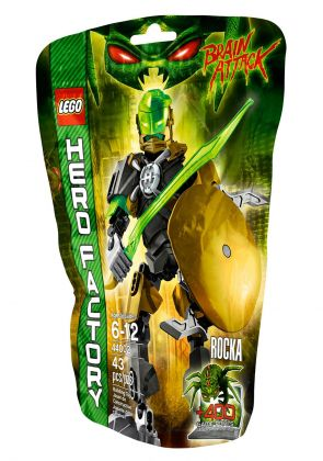 LEGO Hero Factory 44002 Rocka