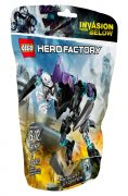 LEGO Hero Factory 44016 - Jaw Beast contre Stormer pas cher