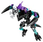 LEGO Hero Factory 44016 Jaw Beast contre Stormer