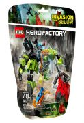 LEGO Hero Factory 44027 Breez et sa machine de guerre