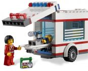 LEGO City 4431 L'ambulance