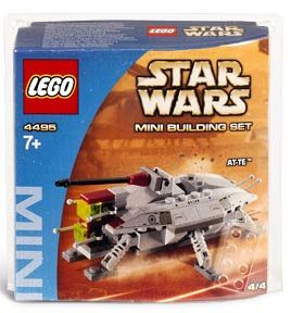 LEGO Star Wars 4495 AT-TE