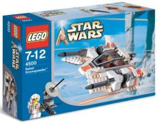 LEGO Star Wars 4500 Rebel Snowspeeder