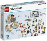 LEGO Education 45022 Les Figurines De La Communauté LEGO Education