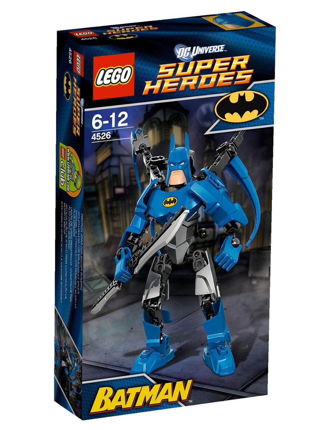 Lego dc comics super heroes 4526 pas cher batman - Jeux lego batman 2 gratuit ...