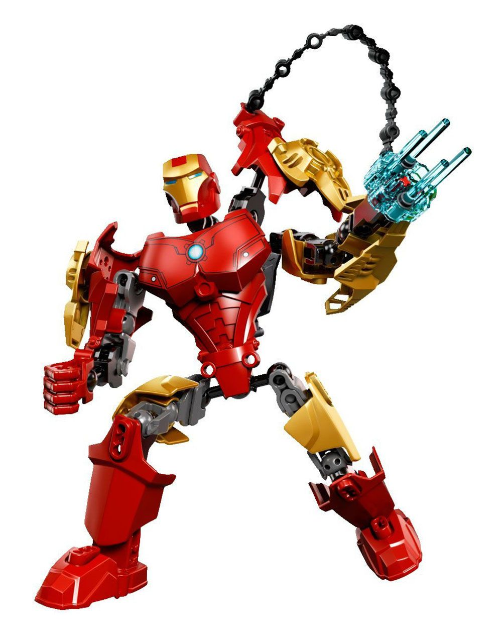Lego marvel super heroes 4529 pas cher iron man - Lego iron man 3 ...