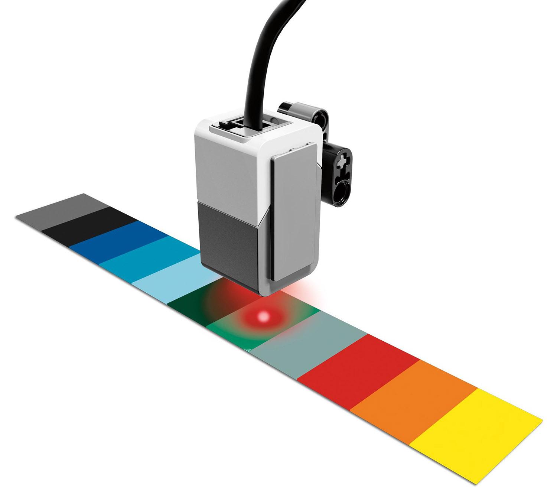 lego mindstorms 45506 pas cher capteur de couleur ev3. Black Bedroom Furniture Sets. Home Design Ideas
